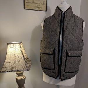 Altar'd State Herringbone Quilted Vest